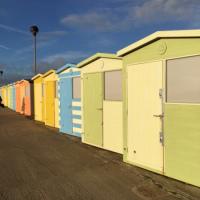 Beach huts - Denise