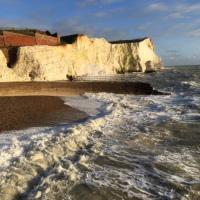 Seaford cliffs - Denise